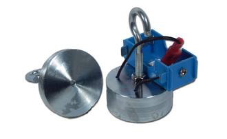 Electromagnet Demonstration Model