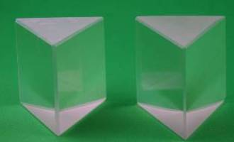 Prism Glass equilateral 50mm