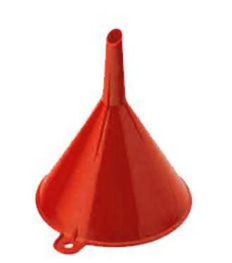 Funnel Plastic 100mm