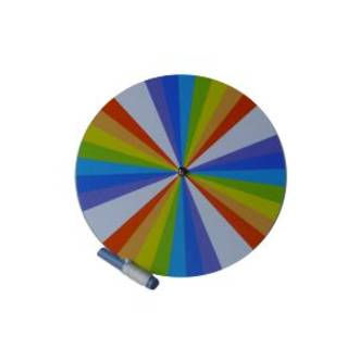 Newton's Colour Disk Hand Spin