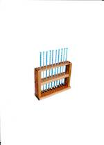 Thermometer Rack bench model